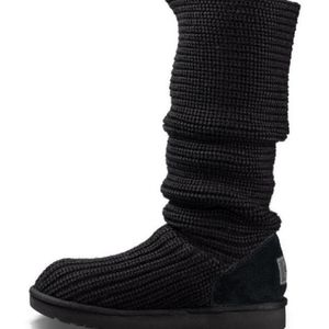 UGG classic Cardy sweater boots